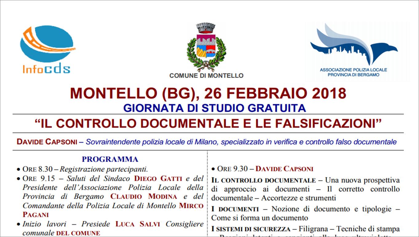 Montello Falsi 2018
