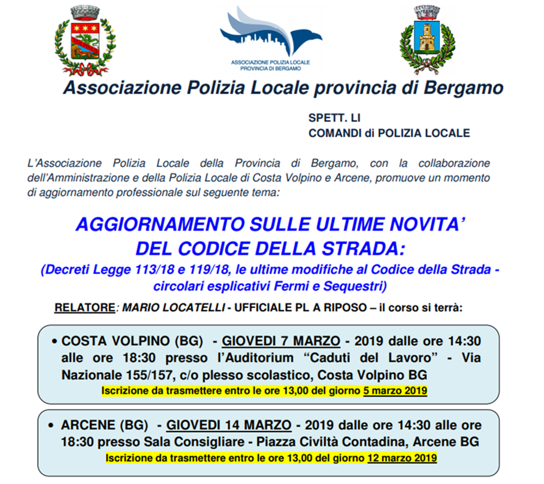 Corsi-Agg-CdS-CostaVolpino-Arcene