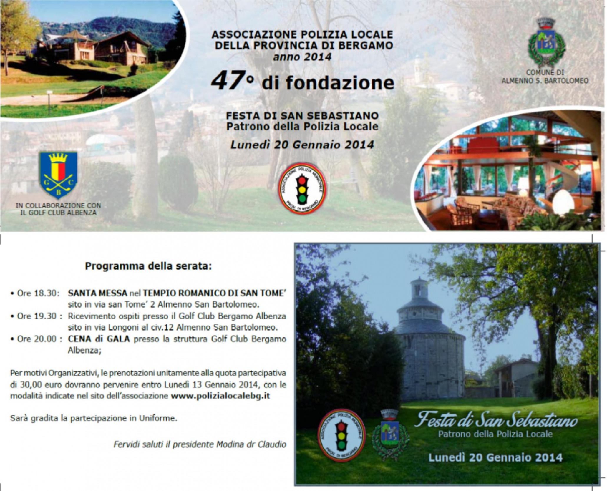 Polizia Locale Bergamo e Lecco – Indirizzi uffici